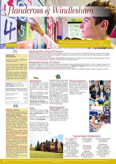 Preparazione solastica - Handcross & Windlesham 2020